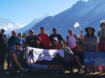 Everest view trek